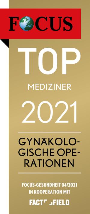 "Prof. Dr. med. Uwe Andreas Ulrich ist ""Focus Top Mediziner 2021"""