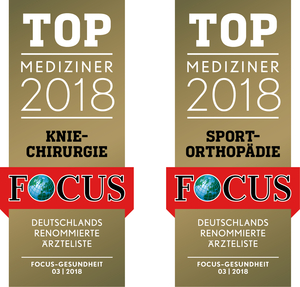 Focus Top Mediziner 2018: Prof. Dr. med. Wolf Petersen