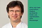 PD Dr. med. habil. Frank Jochum