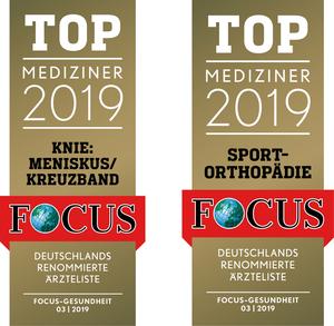 Focus Top Mediziner 2019: Prof. Dr. med. Wolf Petersen