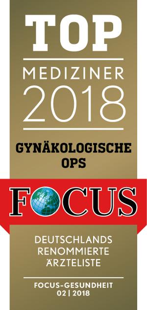"Prof. Dr. med. Uwe Andreas Ulrich ist ""Focus TOP Mediziner 2018"""