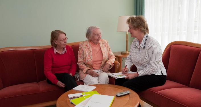 Sozialdienst im Evangelischen Krankenhaus Hubertus