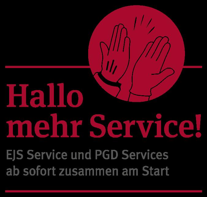 Hallo mehr Service!