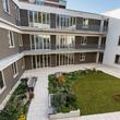 Naturnahe Gestaltung des Neubaus vom Wichernkrankenhaus.