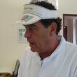 Auch Dr. Carsten Phillip sieht super aus mit Käppi.