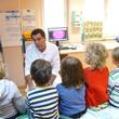 Dr. Carsten Philipp leitet die Lasermedizin und erklärt ganz genau, was diese Wunderdinger so alles können!