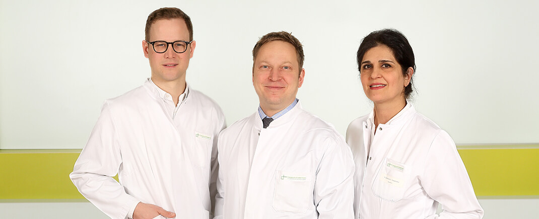 Sanfte Chirurgie – individuelle Behandlungskonzepte in der Abteilung für Allgemein und Viszeralchirurgie