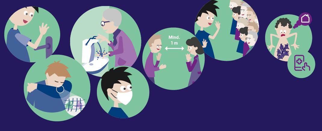Tipps zum Schutz vor dem neuartigen Coronavirus