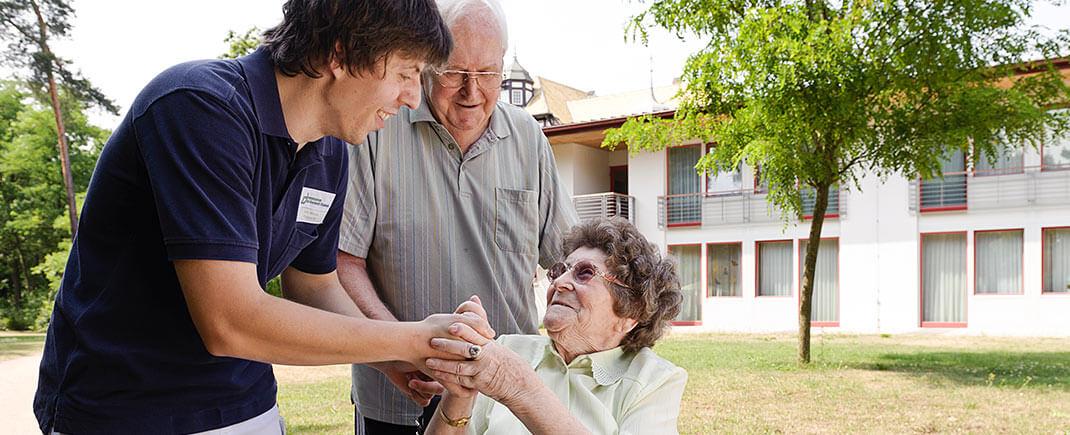 Individuelles Wohnen im Seniorenstift Katharina